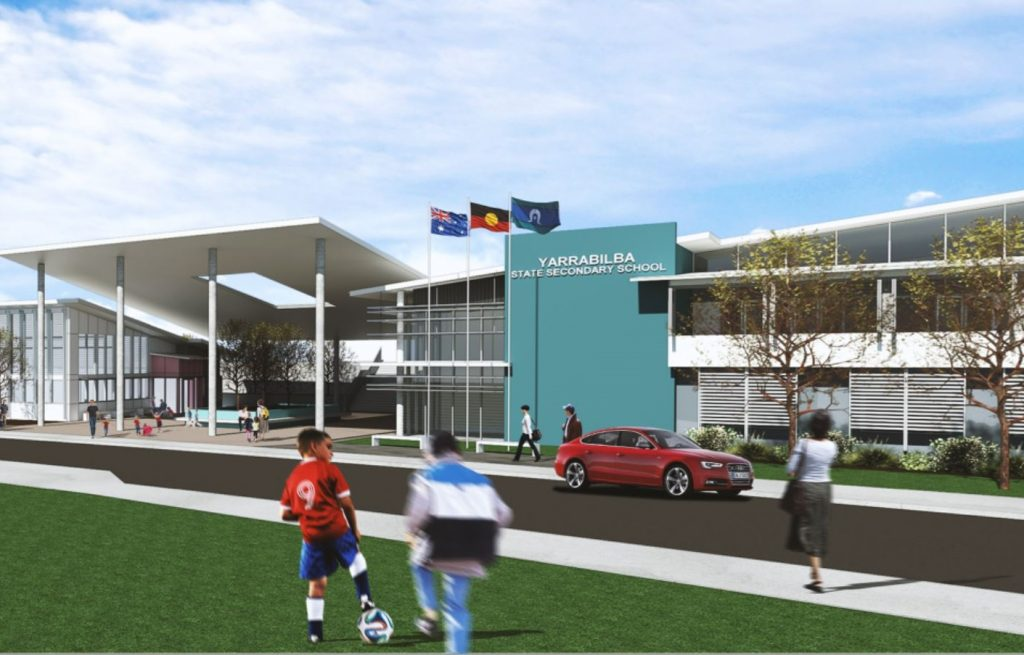 $65 Million State Secondary School – Yarrabilba