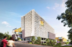 Master Plan – Inner City South High School, Dutton Park