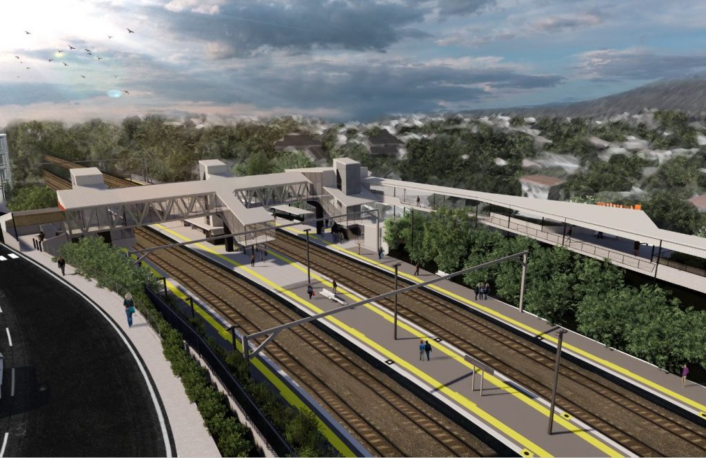 Auchenflower Train Station Accessibility Upgrade
