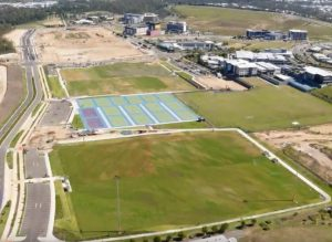 $67 Million Sporting Precinct – Springfield Central, Ipswich