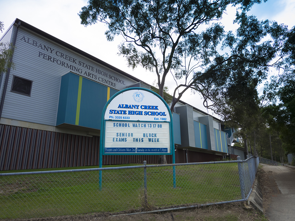 $6 Million Learning Centre – Albany Creek State High School
