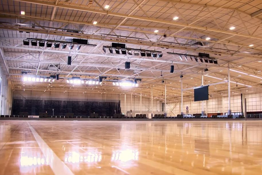 Now Open – $44 Million QLD State Netball Centre, Nathan