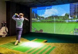 Children's Gym & Golf Simulator – Pickering Street, Enoggera