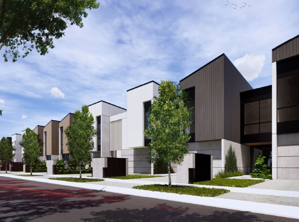 Multiple Dwellings – Bridge Street, Wooloowin