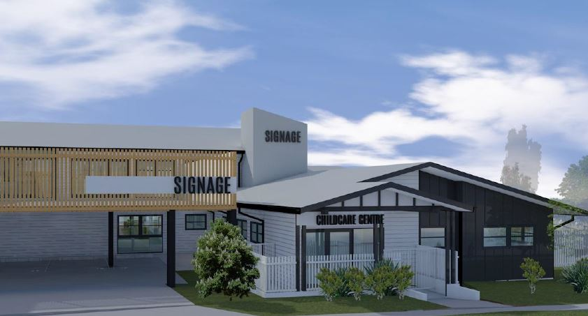 Childcare Centre – Donegal Street & Beenleigh Road, Kuraby