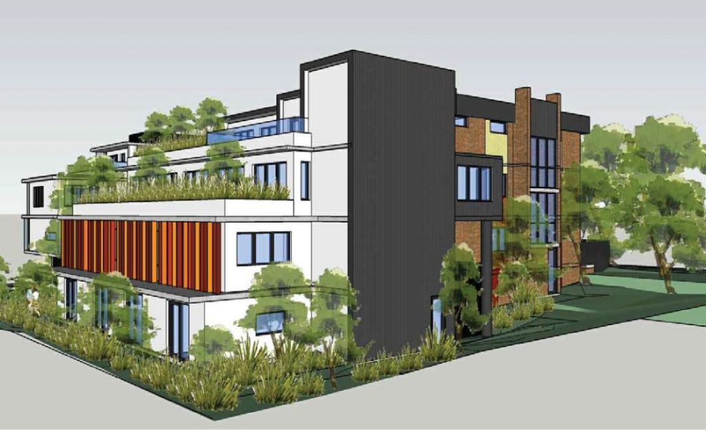 Student Accommodation Extension – 45 Enoggera Road, Newmarket