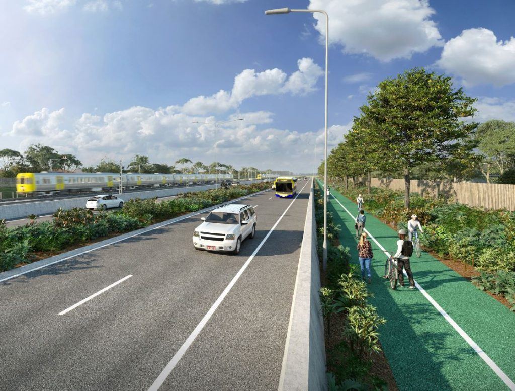 Community Consultation (Stage 2) – $20 Million North West Transport Network, Brisbane