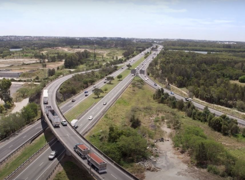 $2.1 Billion Interchange Redesign & New Arterial Road – North Brisbane