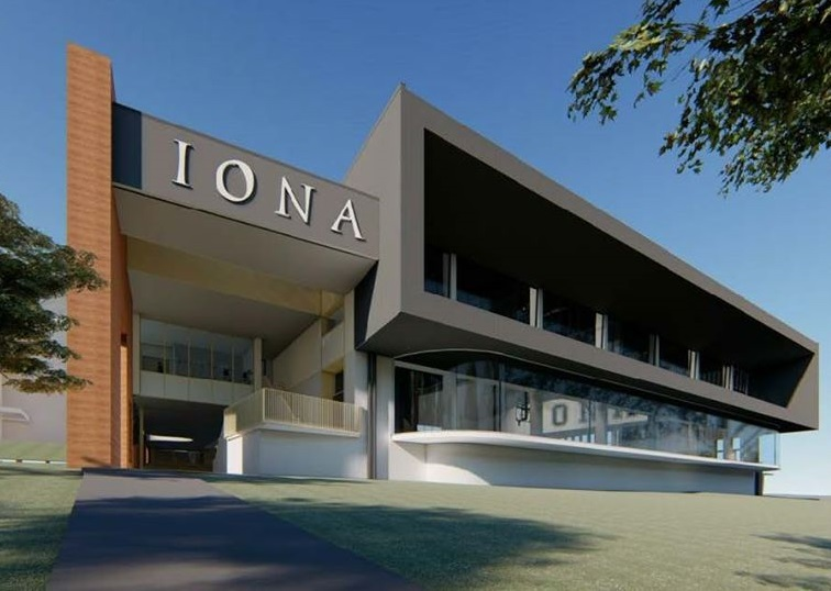 $20 Million Sports Facility – Iona Catholic College, Wynnum West