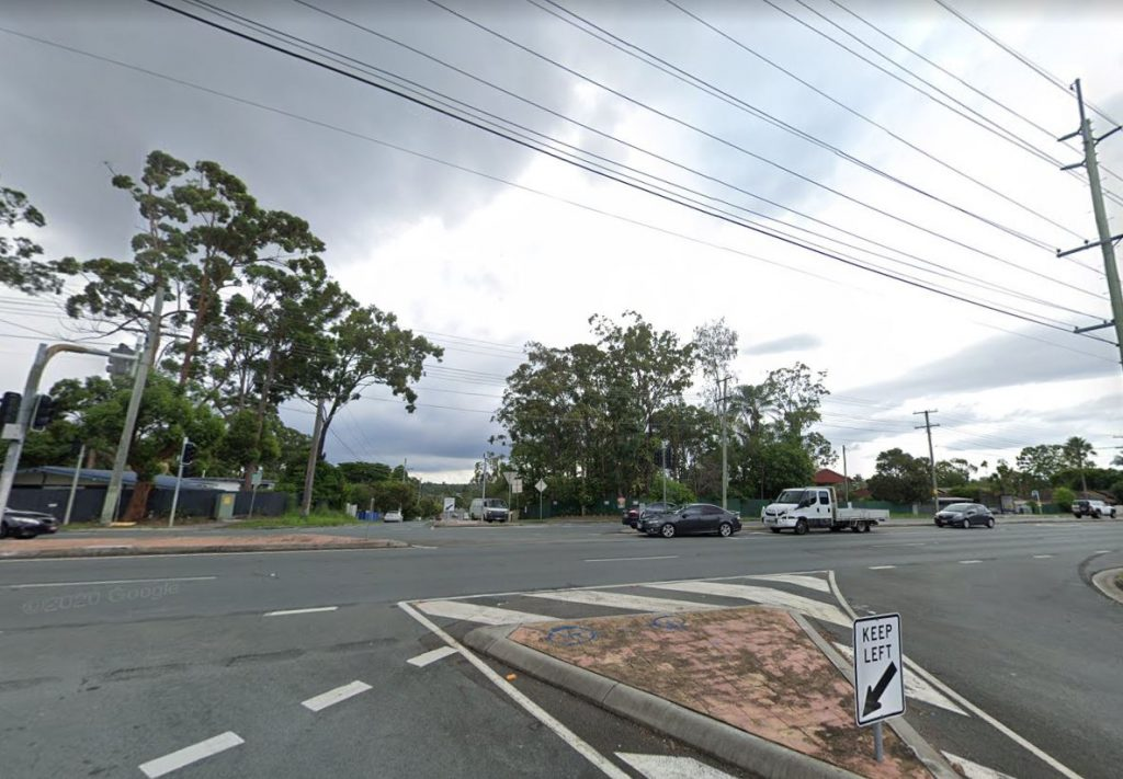 $100 Thousand Intersection Upgrade – Kingston Road, Logan