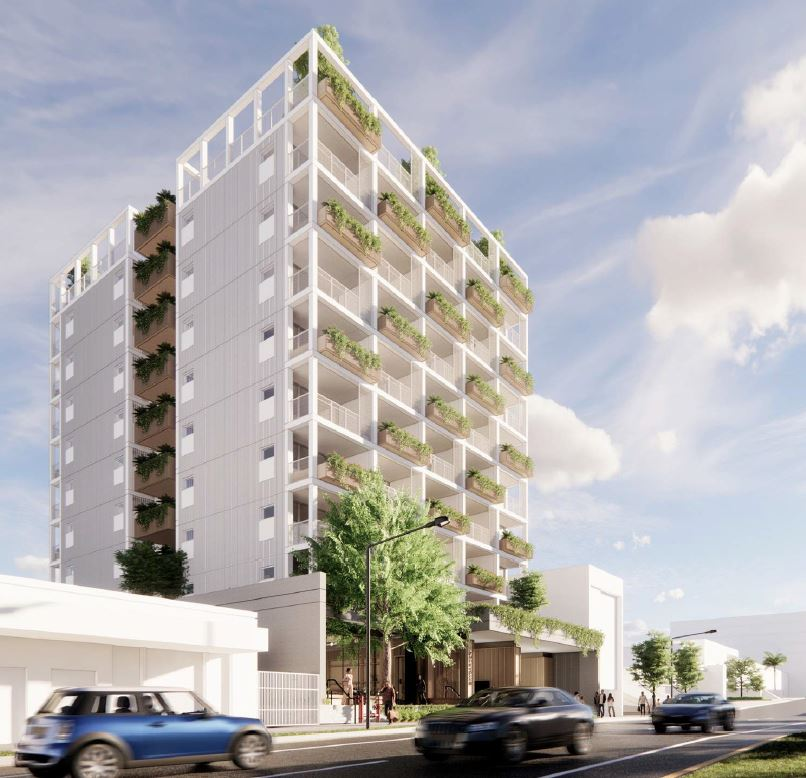 Residential Tower & Retail – Cleveland Street, Stones Corner
