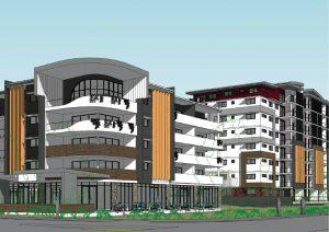 Approved – 516 Apartments over 7 Residential Buildings, Fitzgibbon