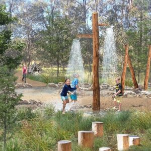 Nature-based Adventure Parkland – Oxley Creek Master Plan, Larapinta