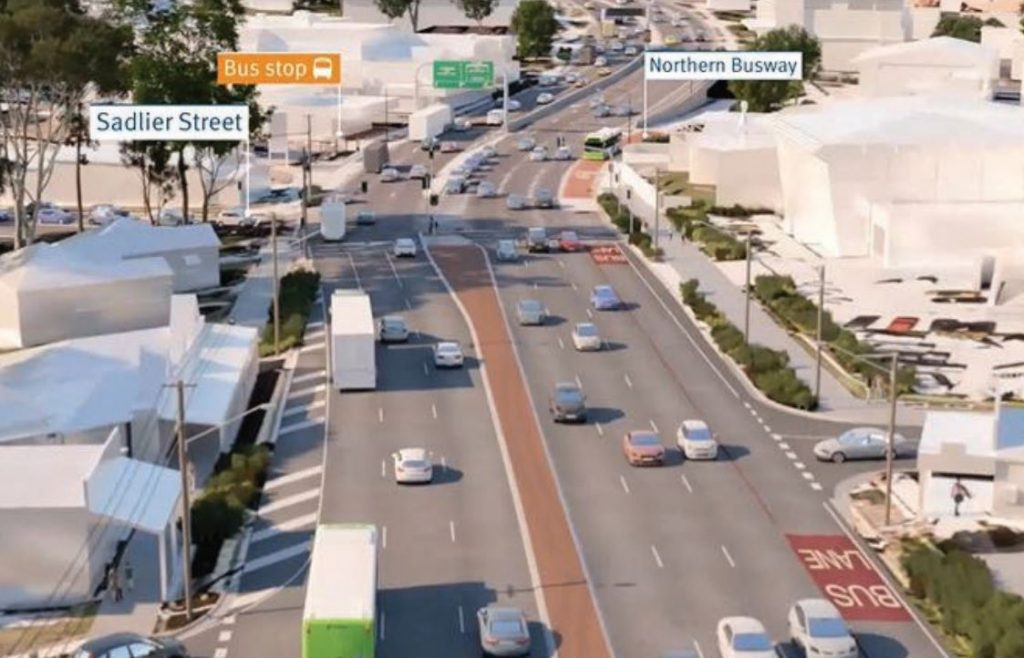 $53 Million Northern Transitway Final Design – Gympie Road, Kedron