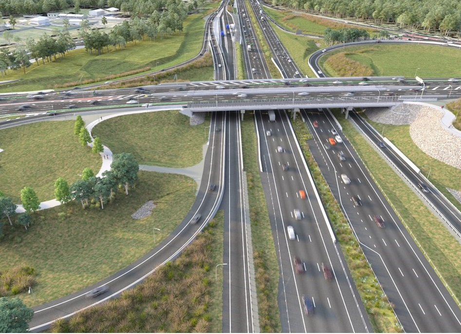 $163.3 Million Bruce Highway Upgrade – Deception Bay, Queensland