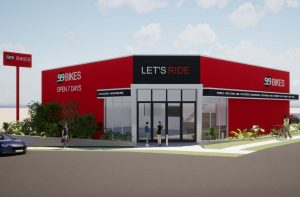 99 Bikes Showroom – Gympie Road, Kedron