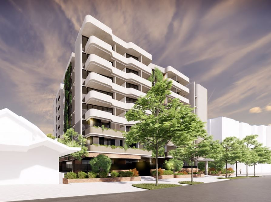 Multiple Dwellings – Old Cleveland Road, Coorparoo