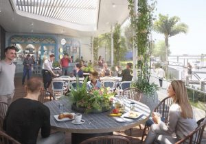$13.7 Million Waterfront  Dining & Fresh Food Precincts – Runaway Bay Shopping Centre, Gold Coast