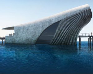 $30 Million Underwater Aquarium & Observatory –  Perth, Western Australia
