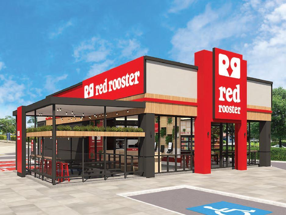Red Rooster Upgrade –  Logan City Shopping Centre