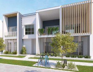 157 Townhouses (Stages 1-4) – Carseldine Urban Village