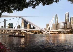 Neville Bonner Bridge Design – Queen's Wharf