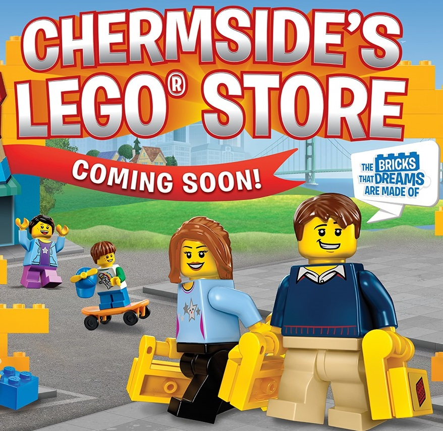 Certified LEGO Store – Westfield Shopping Centre, Chermside