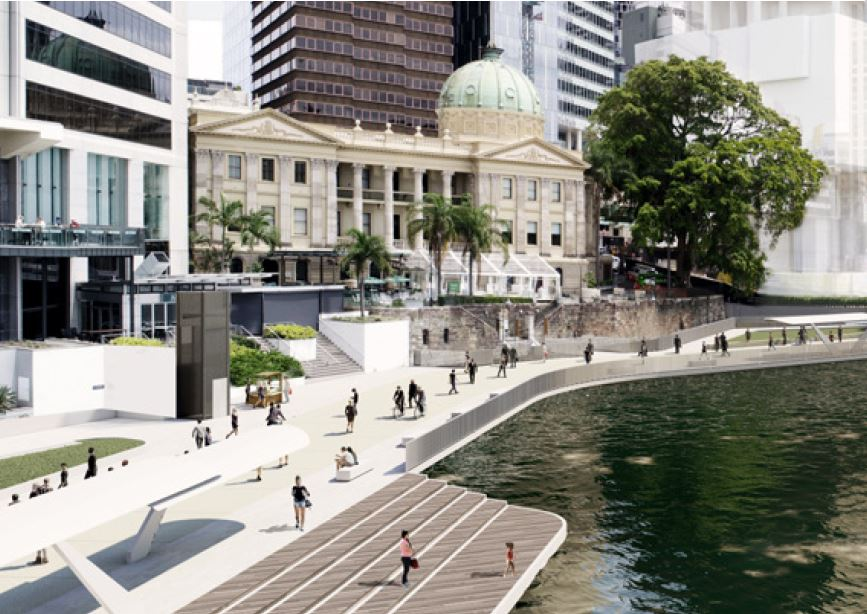 Waterfront Access Master Plan – Brisbane City