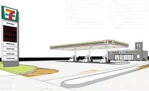 7 Eleven Service Station – Bracken Ridge Road, Bracken Ridge