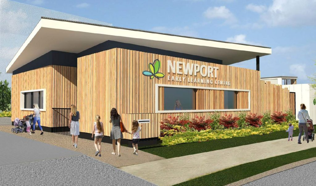 Childcare Centre – Lakeview Promenade, Newport