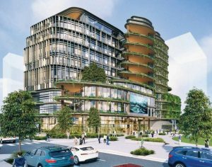 Constructions Starts – Sunshine Coast City Hall, Maroochydore