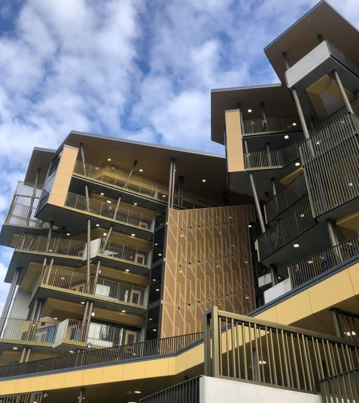 $100 Million Secondary College – Officially Opened – Fortitude Valley, Brisbane