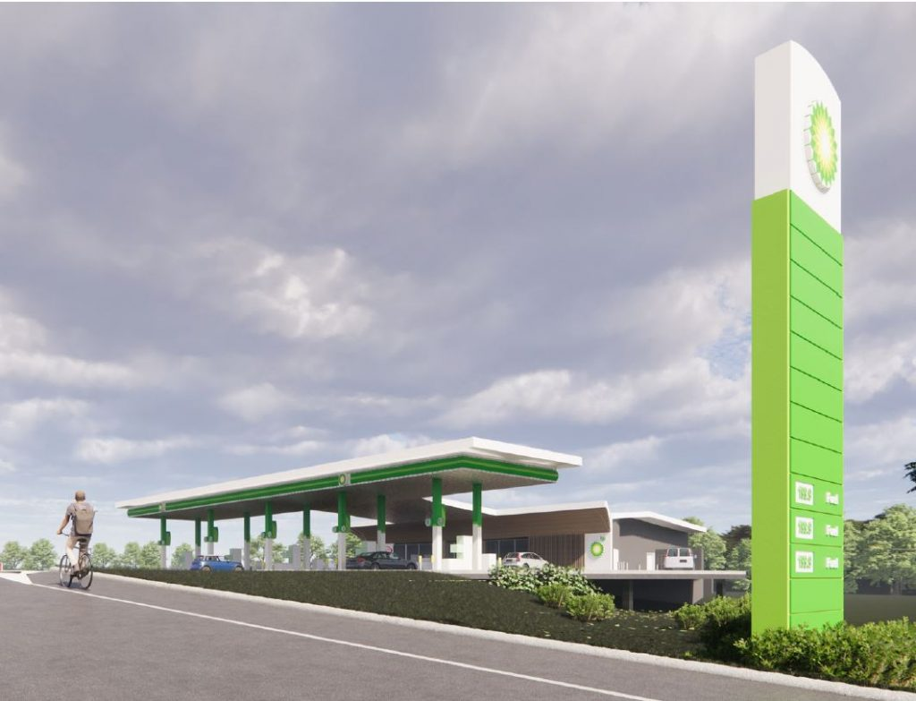 BP Service Station – Moggill Road, Brookfield