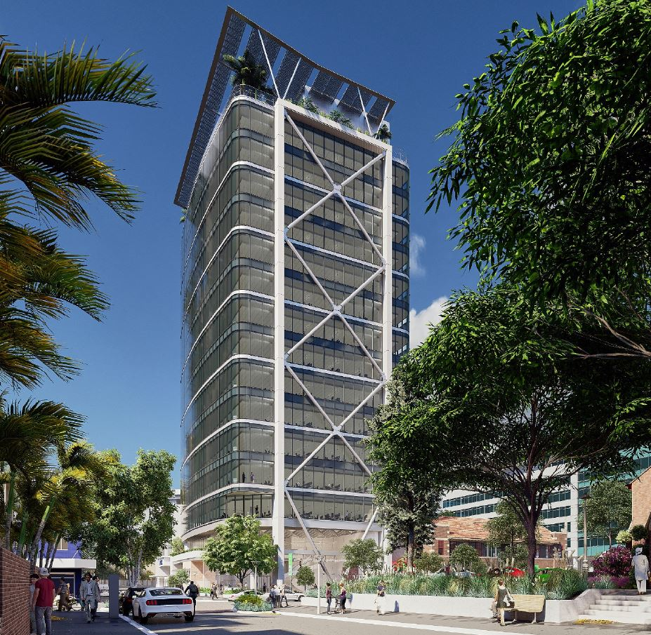 Commercial Office Tower – Wickham & Church Street, Fortitude Valley