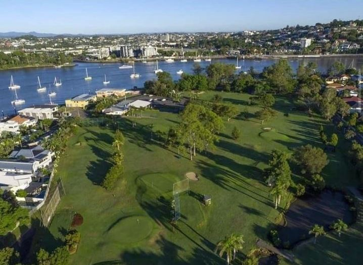 Mini Golf Course – Coutts Street, Bulimba