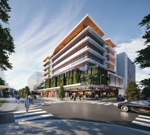 Construction begins – $30 Million Foundation Place, Maroochydore CBD