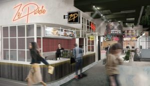 Food Hall & Retail – $40 Million Domestic Terminal Upgrade, Brisbane Airport