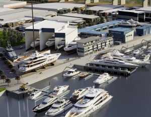 $92 Million Superyacht Facility – Rivergate Marina and Shipyard, Murarrie