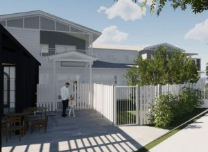 Childcare Centre, Office & Café – Ashgrove Avenue, Ashgrove