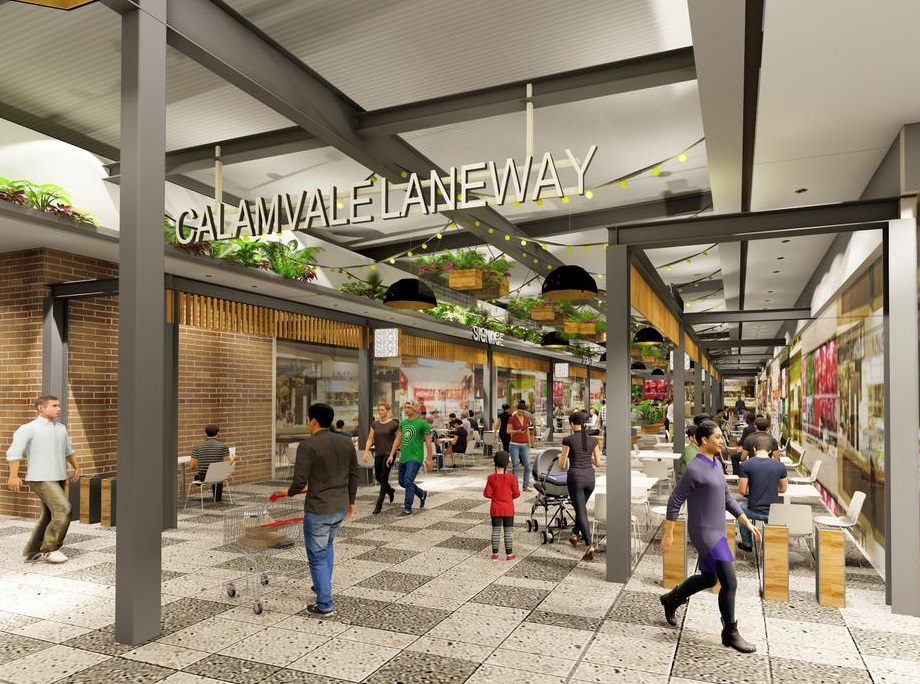 $15 Million Retail & Dining Expansion – Calamvale Central Shopping Centre