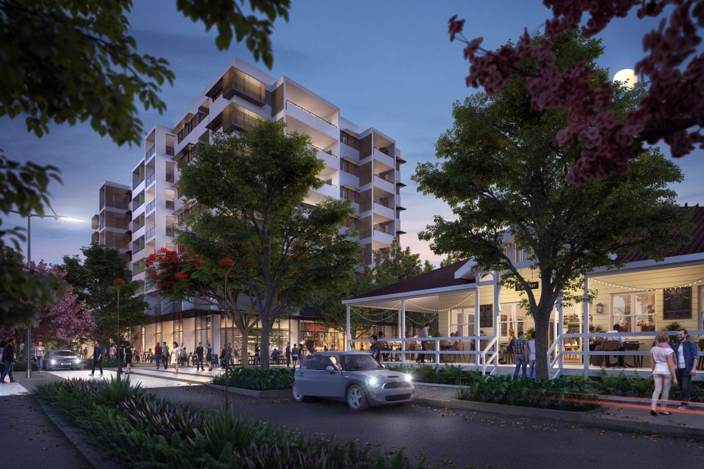 $850 Million Masterplan – Yeerongpilly Green