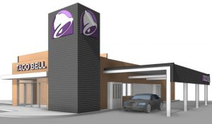 Taco Bell – Stafford Shopping Centre