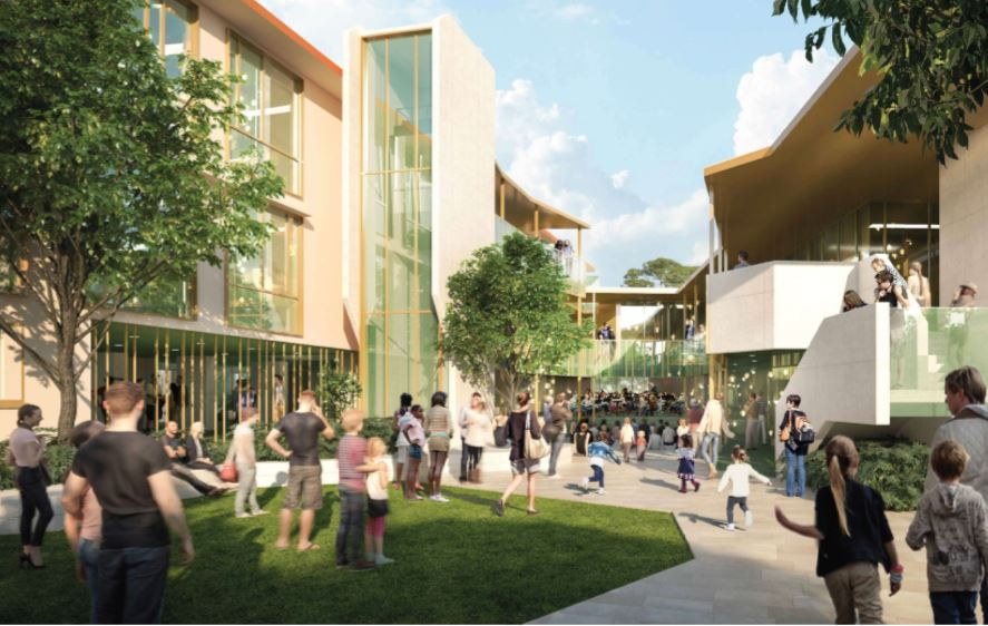 Confirmed Catchment – Inner North Secondary College, Fortitude Valley