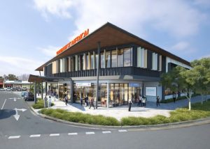 Shopping Centre Expansion – Meadowbrook, Logan