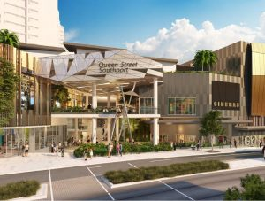 New Playground, Retail & Improvements – $500m Queen Street Village, Southport, Gold Coast