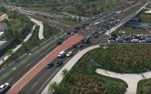 Construction Begins – $80 Million Sumner Road Interchange Upgrade