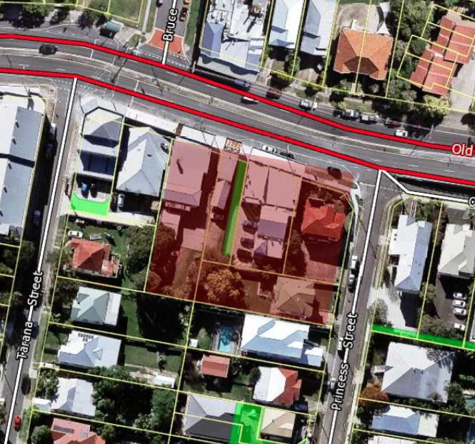 Mixed Use Development - Old Cleveland Road, Camp Hill - Your