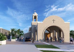 Catholic Church & Childcare Centre – Bunya Street, Greenslopes