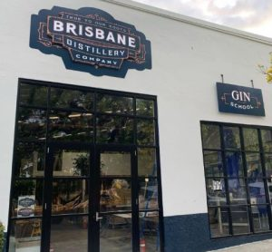 New Bar & Gin School – Brisbane Distillery, West End