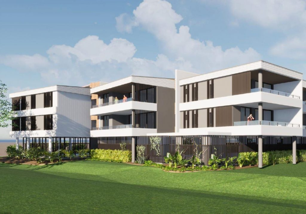 Multiple Dwellings – Zillmere Road, Boondall